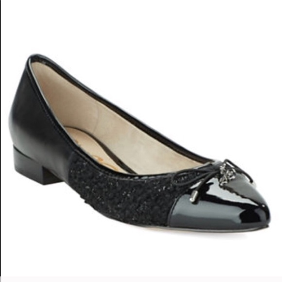 2079e99535a09 Sam Edelman Shoes - Sam Edelman Lilly pointed toe patent leather flat